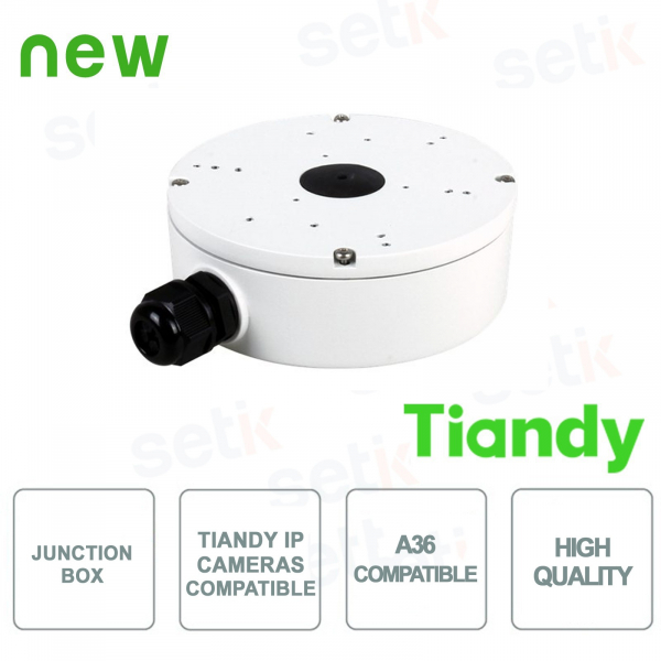 Junction Box for Tiandy cameras - Tiandy
