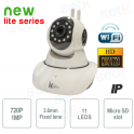 Telecamera Wifi IP Motorizzata Wireless HD 720P P2P - Setik