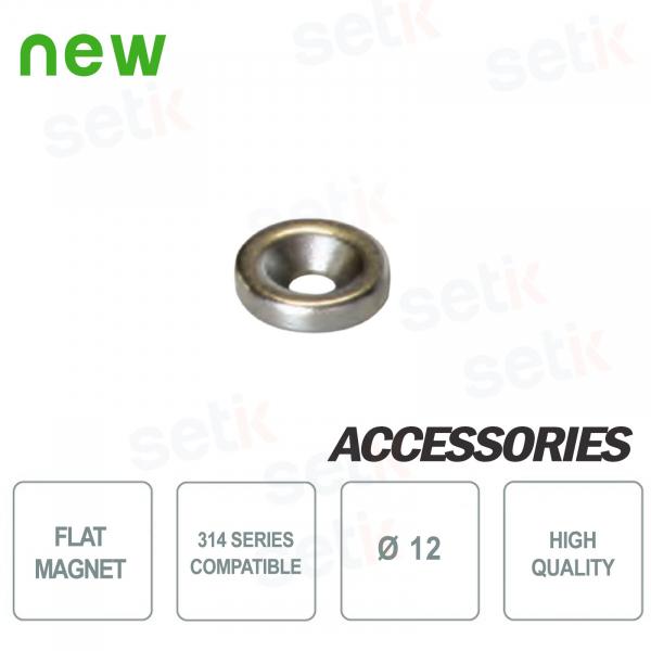 Magnete piatto CSA Cooper per Microcontatti