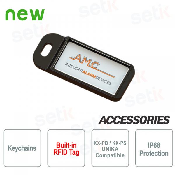 Portachiave con TAG RFID - AMC