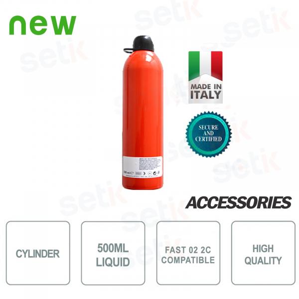 Fast 02 Fog Cylinder Vertical Burglar Alarm - UR FOG