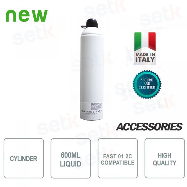 Fast Fog Cylinder 01 Vertical Burglar Alarm - UR FOG