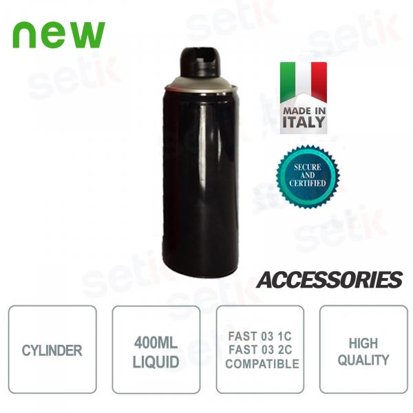 Fast Fog Cylinder 03 Vertical Burglar Alarm - UR FOG