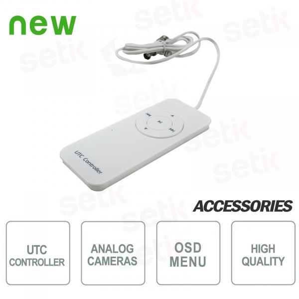 UTC Controller for analog cameras - S