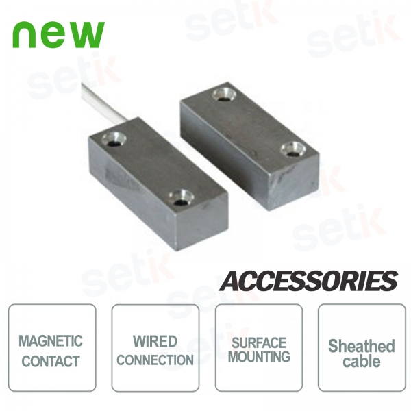 Metal Magnetic Contact Cable with Sheath - CSA