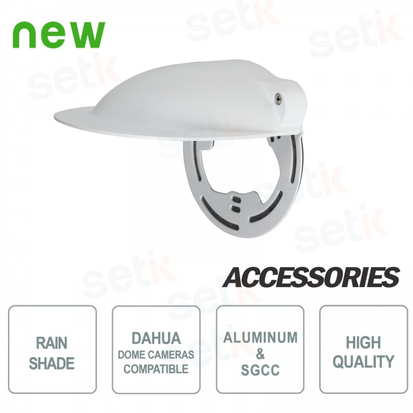Rain cover for dome cameras - Dahua