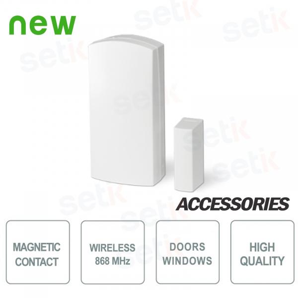 AMC Magnetic Contact via Radio 868Mhz x doors and Windows