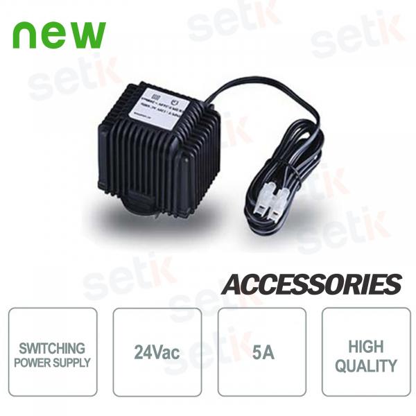 24Vac 5A Wall Switching Power Supply - Dahua