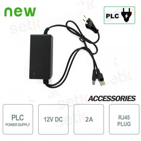 12V 2A PLC power supply - Setik