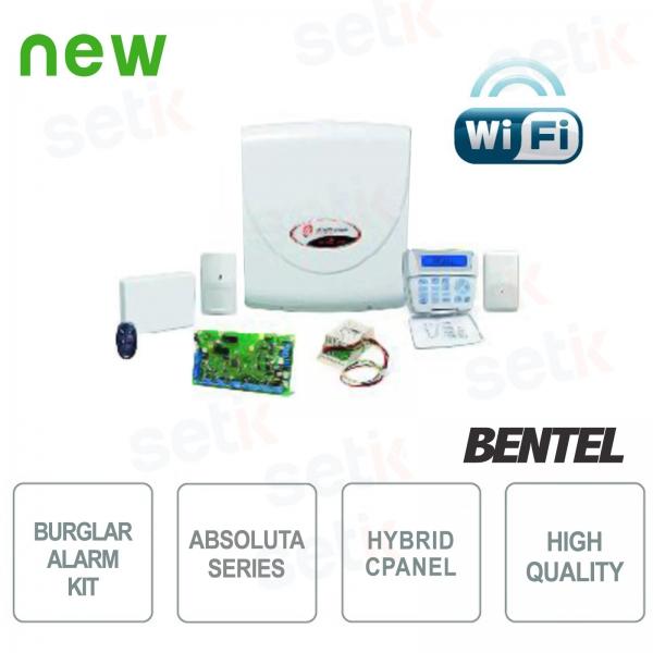 Promo Kit Absoluta Bentel WiFi Anti-theft