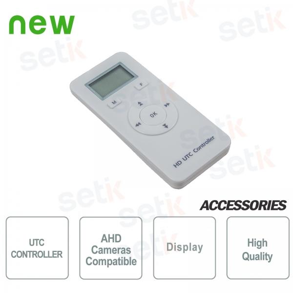 UTC Controller per Telecamere AHD - Setik