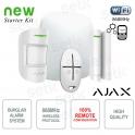 AJAX Wireless Wireless Professional GPRS / Ethernet-Alarm-Kit