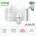 AJAX Kit d'Alarme Professionnel Wireless sans fil GPRS / Ethernet