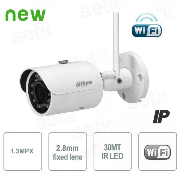 1.3Mpx 2.8mm Wireless Bullet IP Camera - Dahu