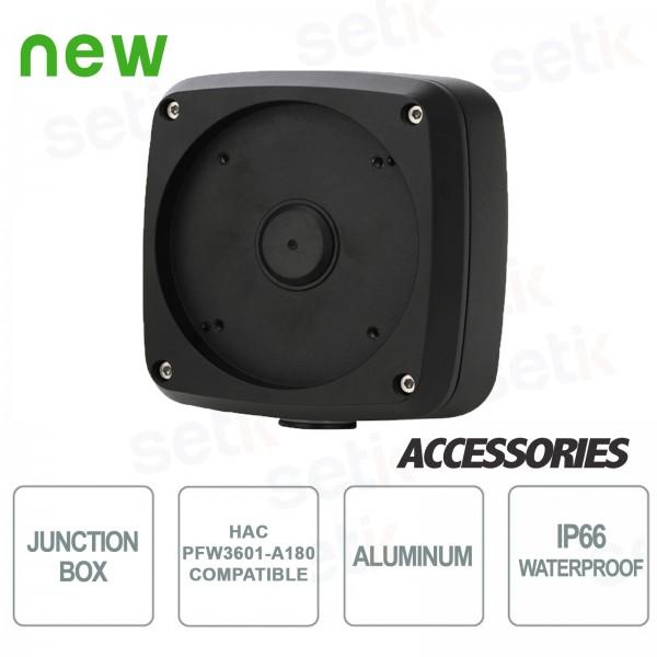 Box di giunzione Dahua waterproof per telecamera HAC-PFW3601-A180