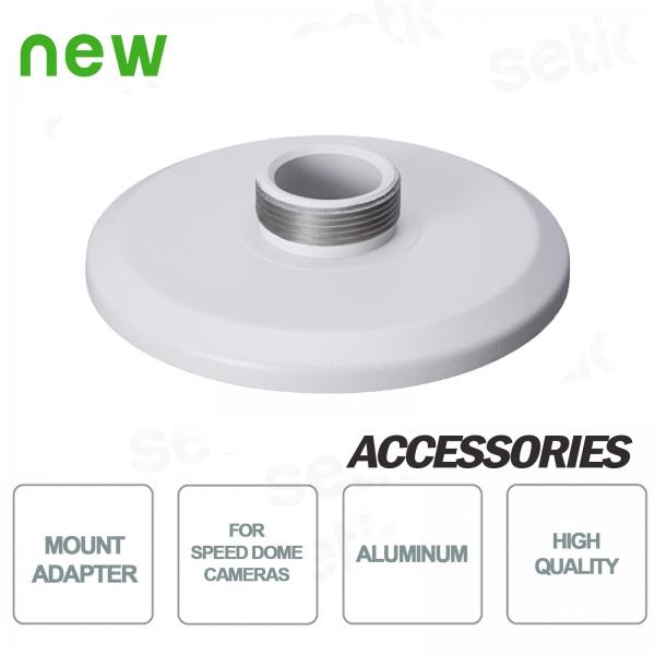 Vástago de aluminio para Speed Dome Dahua