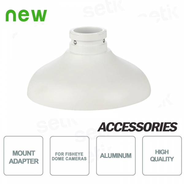 Adapter for fisheye dome cameras - Dahua