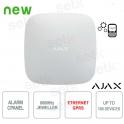Central de alarmas Ajax HUB GPRS / LAN 868MHz