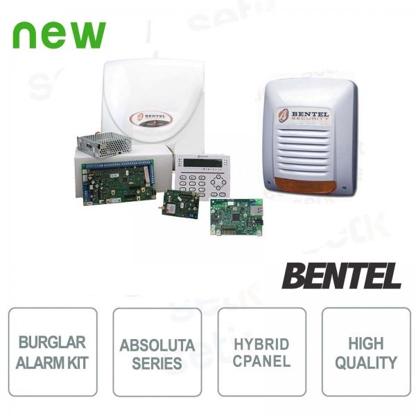 Promo Kit Antifurto Bentel ABS42-IP