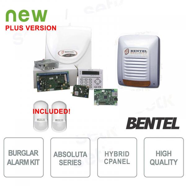 ABS42-IP complete anti-theft kit + Perimeter sensors