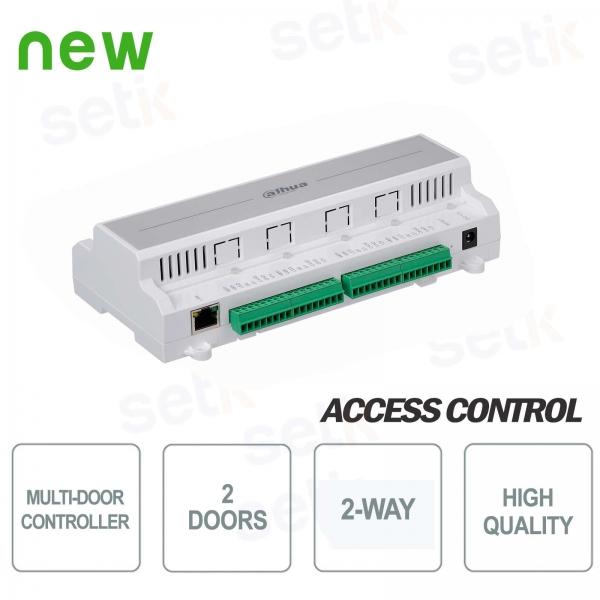 Controller per controllo accessi due porte bidirezionale - Dahua