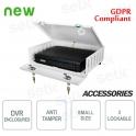 Pulsar Tamper metal box DVR box - Small