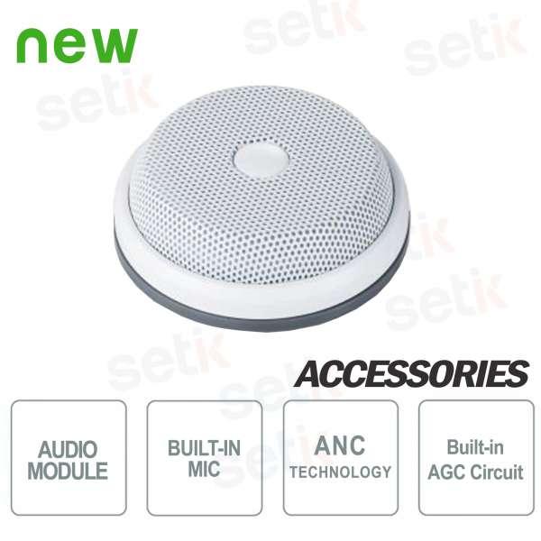 Microfono Dahua Modulo Audio fino a 150m2 AGC ANC