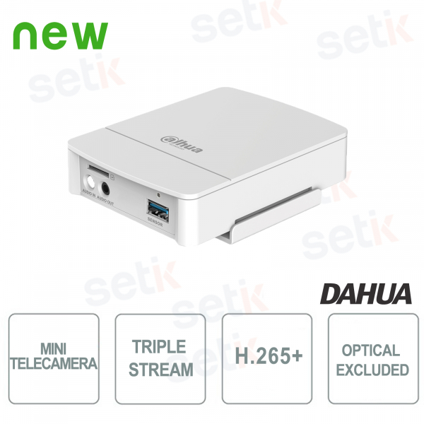 Dahua 4MP WDR Mini IP Camera ONVIF VIDEO ANALYSIS