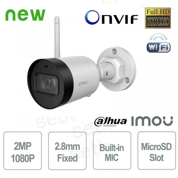 Dahua 2MP Imou 2.8mm ONVIF Audio Wireless IP Camera