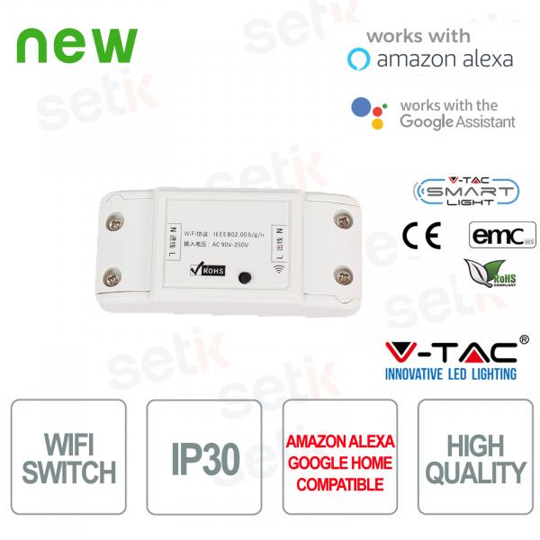 Google Home V-TAC Smart Home WIFI Sw