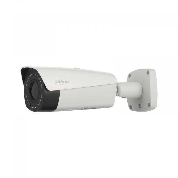 Telecamera IP PoE Dahua Camera Termica 13mm Video Analisi e Allarme Incendio