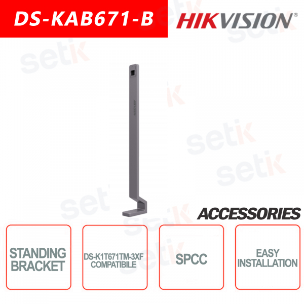 Hikvision Stand for DS-K1T671TM-3XF Access Control Terminal Temperature Measurement Faceplate Detec