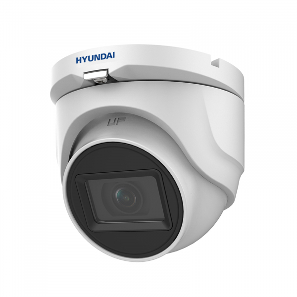 Telecamera Hyundai 2 MP 4in1 Dome Ottica Fissa IR 30 D-WDR Audio