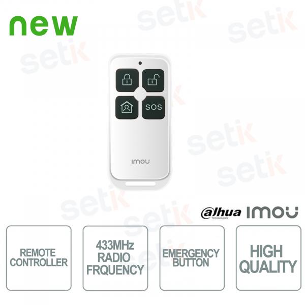 IMOU Controllo remoto telecomando allarme senza fili 433Mhz