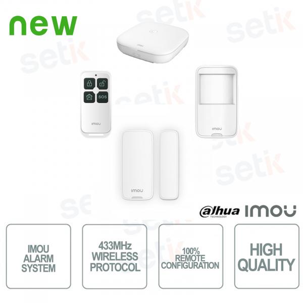 IMOU Wireless Professional Wireless Alarm