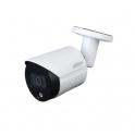 IP Camera ONVIF PoE Bullet 4MP 2.8mm Full-Color Starlight Warm Led Audio D