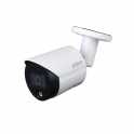 Telecamera IP ONVIF PoE Bullet 4MP 2.8mm Full-Color Starlight Warm Led Audio Dahua