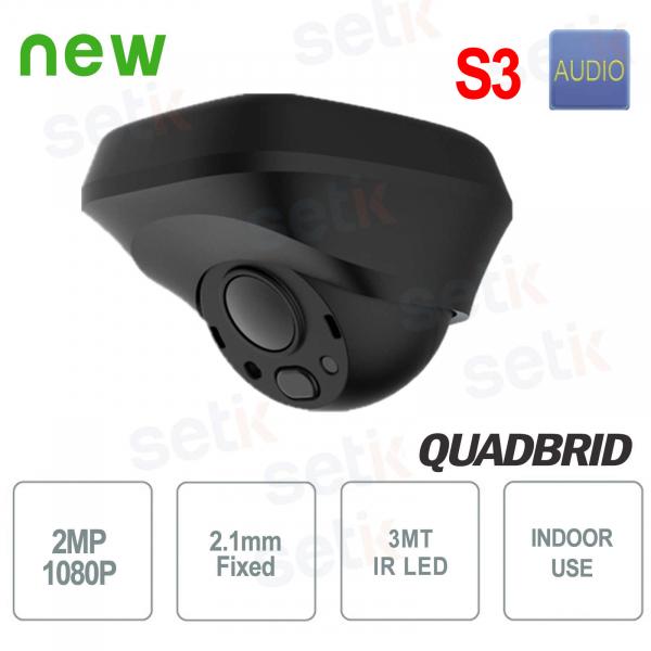 HD 2MP Dahua CVI indoor camera HDCVI 2.1mm
