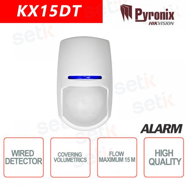 Indoor Hikvision-Pyronix volumetric dete