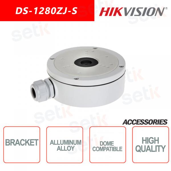 Staffa in lega di alluminio per telecamere dome - HIKVISION
