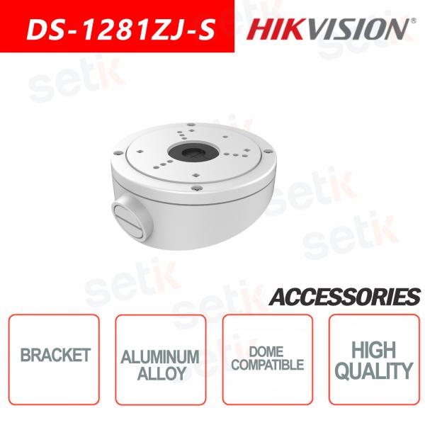 Box di giunzione Da soffitto in Alluminio per telecamere dome - HIKVISION