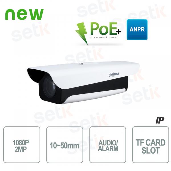 Telecamera Dahua IP 1080P Ottica Varifocale IR ANPR