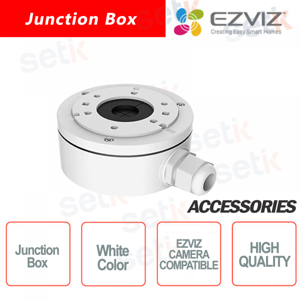 Ezviz Box di giunzione per telecamere Ezviz