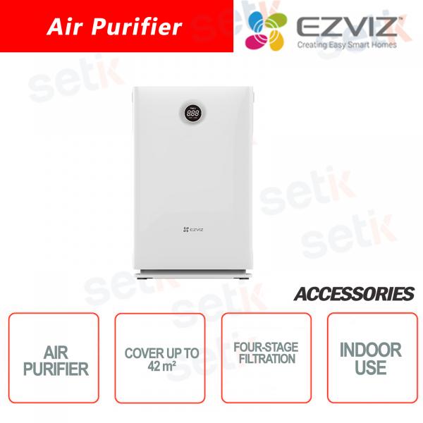 Ezviz Purificatore d'aria Tecnologia UV-C  quattro stadi di filtraggio