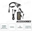 12V 3A Power Supply, EU Socket