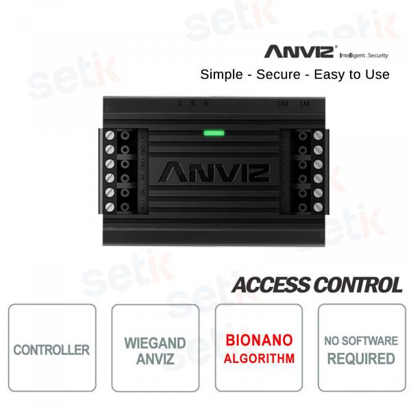 Anviz Wiegand access control controller