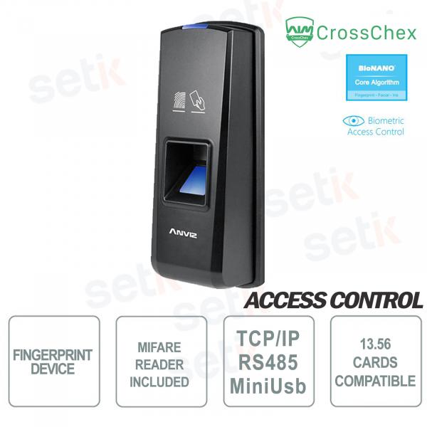Biometric fingerprint reader RFID MIFIRE Anviz