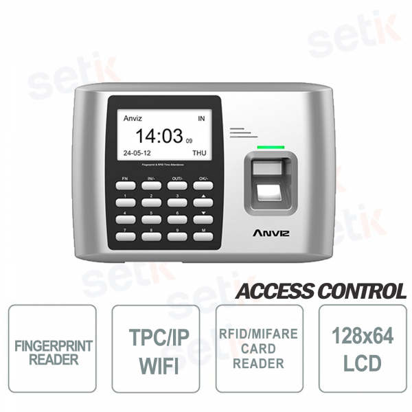 RFID Access Control and Attendance Terminal EM A300 WIF