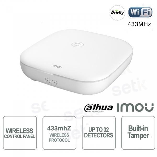 IMOU 433MHz wireless alarm control unit, 200M wifi sy