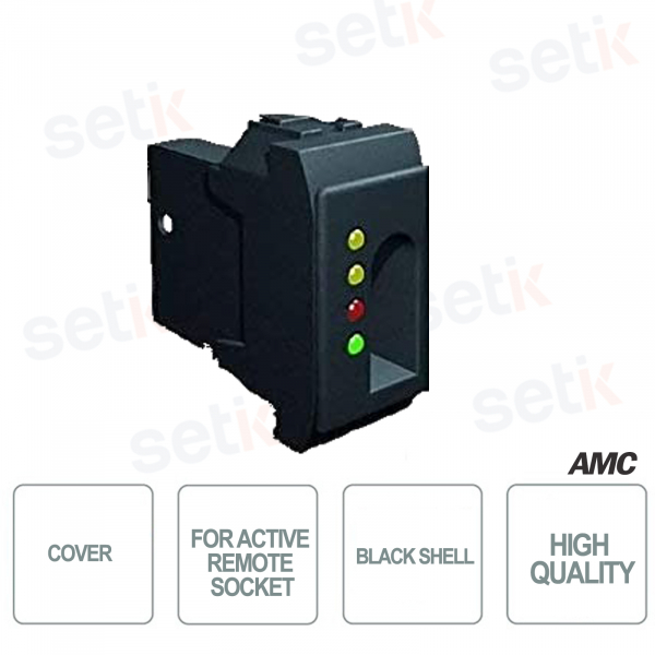 Cover for PR-E remote socket